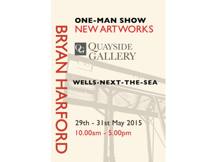 Bryan Harford: Solo Exhibition, Quayside Gallery, The Quay, Wells-next-the-Sea, North Norfolk Coast | Bryan Harford artists and Printmaker : Solo Exhibition | Art,exhibition,Prints,Coastal,Wells,